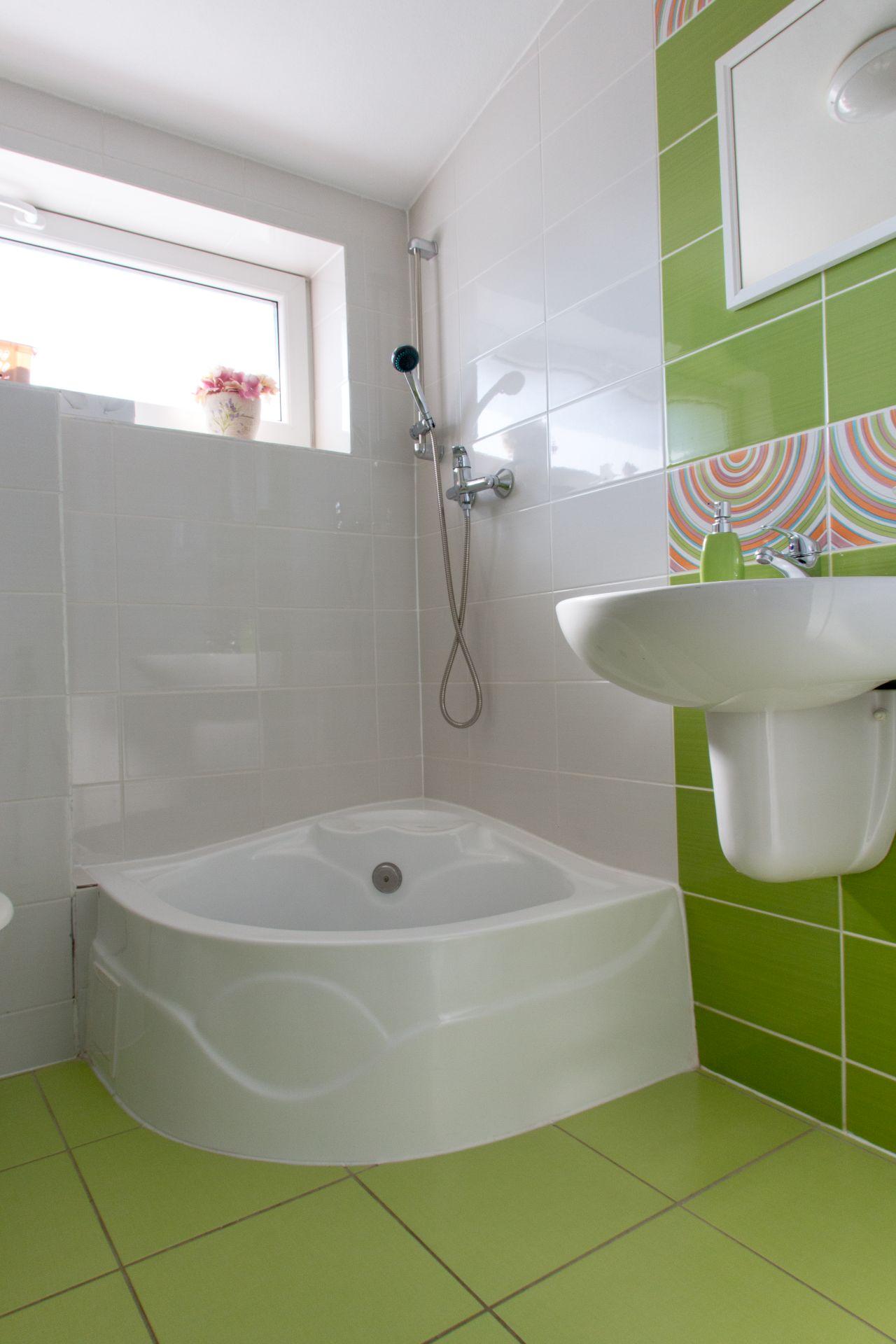 Izba pre pacientov - kúpeľňa