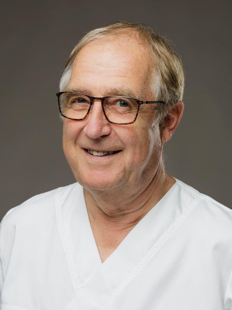 Mudr. Ján Švehlík starší - anesteziológ
